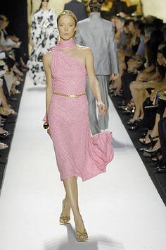 Michael Kors Collection Spring 2008 Ready-to-Wear Fashion Show - Carmen Kass, Noah Mills