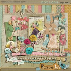 sweet. Notions by ForeverJoy Designs $5.00