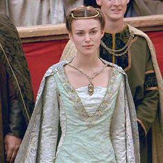 Princess of Thieves  (2001) | Keira Knightley's Role: Gwyn | Historical Period: 1199 / fantasy