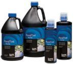 Crystal Clear PondTint - Blue Colorant, 64oz . $39.95. Turns pond water an alluring shade of blue to help prevent photosynthesis of algae in the pond. Also provides safety to fish from predators and keeps water cooler during hot summer days. Safe for all aquatic life. Treats average of 1000 gallons per oz, depending on desired shade of blue. 64oz.