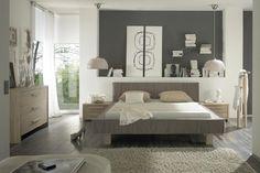 Bett HASENA DREAM-LINE Cussa Ivio Senna M Bettgestell, Doppelbett - Wunderschöne Schlafzimmermöbel