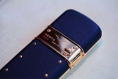 $18,000 Vertu Constellation Phone