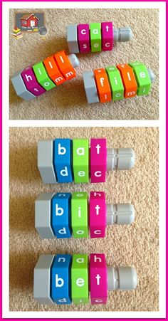Constructing Words in the Classroom - The Organized Classroom Blog