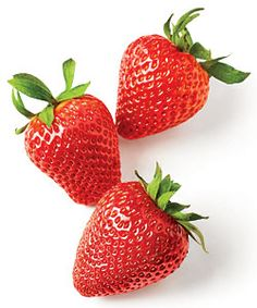 Strawberries with Fior de Latte