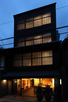 villa aneyakoji, kyoto