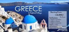 Mykonos, Santorini, Greece Tours, Singapore Tour, Honeymoon Packages, Athens, Taj Mahal, Goa, Night