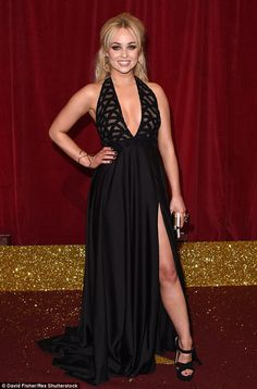 End of an era: Jorgie Porter has reportedly quit Hollyoaks after seven years on the show. ...