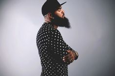 COMME des GARÇONS PLAY Spring/Summer 2013 Editorial featuring Stalley