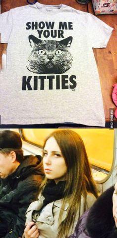 Show me your kitties