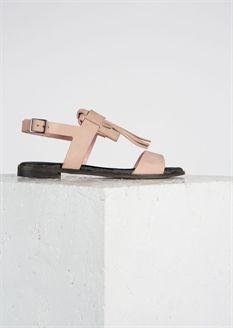 Show details for Mykonos Sandals - Pale Pink