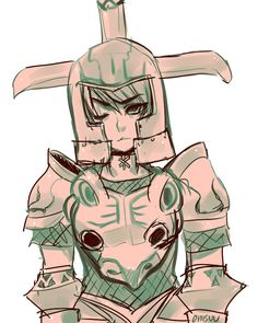 Zelda Twilight Princess -- Hero's Shade by onisuu on deviantART