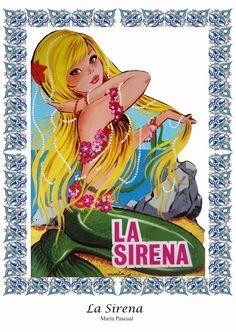 Foto: La Sirena - M.Pascual