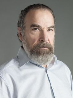 Mandy Patinkin: More like Mandy Papumpkin. Serie Homeland, Carrie Mathison, Homeland Season, Damian Lewis, Morena Baccarin, Great Tv Shows, Actors, Season 3, Beards
