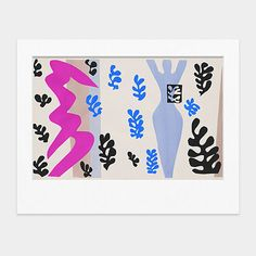 Matisse: The Knife Thrower Print | MoMAstore.org