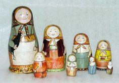 Folk Art and Russian Art Nouveau
