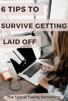 How Getting Laid Off From Work Can Be The Best Thing To Ever Happen To You, And How I Made It For Me! If you were recently laid off, here's how to survive unemployment and find a new job quickly - in fact, I had four job offers within a month. Find A Job, Get The Job, Career Advice, Life Advice, Job Career, Career Planning, Neuer Job, Finding A New Job, Job Search Tips