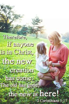 new creation 2 corinthians 5.17