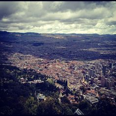 A year ago today I was exploring the great city of Bogota! Oh The Places You'll Go, Places Ive Been, South America Travel, Best Cities, Capital City, Planer, City Photo, Travel Destinations, Around The Worlds