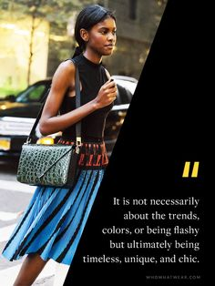 What a Street Style Photographer Looks for in an Outfit via @WhoWhatWearUK