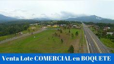 Lotes Comerciales en Venta sobre la Vía Boquete!. Prestige Panama Realty...