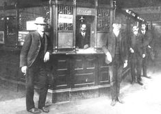 The 'Panic of 1907' caused nationwide bank failures, timber prices collapsed, mine operations ceased, railroads stopped running, a rash of bankruptcies occurred, and a dramatic loss of confidence and a nasty economic downturn sank in for the next year. Although not as severe as many in the past, the Panic made clear the need for national legislation to protect bank depositors.