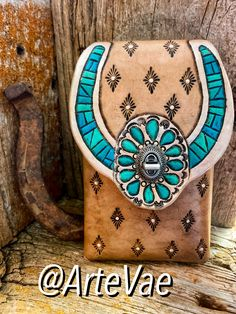 Big Girl Toys, Toys For Girls, Cell Phone Holder, Custom Leather, Leather Tooling, Cuff Bracelets, Arms, Turquoise, Candy