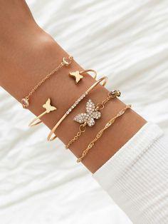 Stylish Jewelry, Simple Jewelry, Dainty Jewelry, Cute Jewelry, Luxury Jewelry, Jewelry Accessories, Fashion Accessories, Fashion Jewelry, Women Jewelry