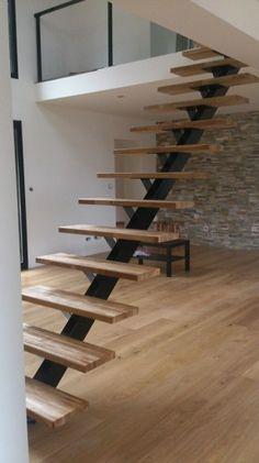 escalier acier Plus