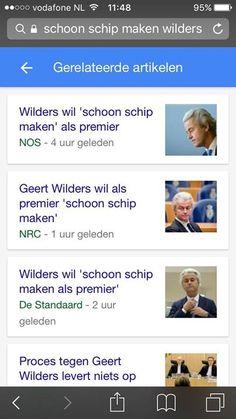 Premier Wilders gaat 'treinen weer op tijd laten rijden'  Weet u wie er ook op tijd de treinen naar het oosten liet rijden? Was wel een enkeltje. Oh sorry hij gaat 'schoon schip maken'. En de media lebberen het op en schijten het weer uit op een presenteerblaadje. En dan weer denken hoe kon Hitler toch aan de macht komen. En alle politieke partijen weer mekkeren over 'begrip hebben voor de onderbuik' terwijl ze naar de slachtbank worden geleid.