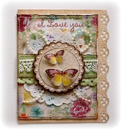 Gorgeous Ambrosia card by @gabrielle Pollacco #bobunny