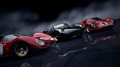 Ferrari 330 P4 '67   Jaguar XJ13 '66 Race Car   Ford Mark IV '67.    GTPlanet Forums.