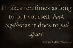 ~Finnick Odair, Mockingjay