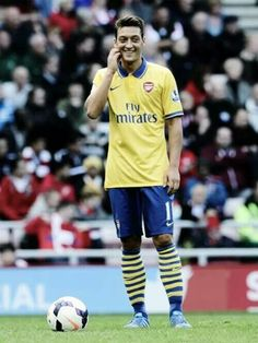 Mesut Ozil, Arsenal might be out for the marseille match