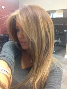 Maybe I should go this color? I think this is close to my natural hair color??