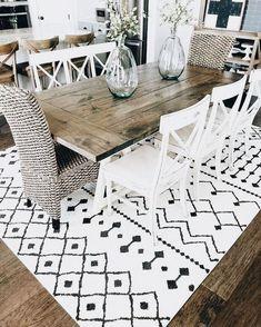 Nice 38 Beautiful Bohemian Dining Room Decor Inspirations