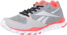 Reebok Mens Realflex Transition 20 CrossTraining ShoeFlat GreyZinc GreyVitamin C105 M US ** Click image for more details. (This is an affiliate link) #MensExerciseFootwear