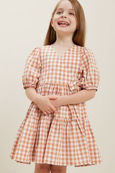 Baby Dress Design, Baby Girl Dress Patterns, Frocks For Girls, Dresses Kids Girl, Cheap Formal Dresses, Summer Dresses, Sewing Baby Clothes, Organza Dress, Clothing Size Chart