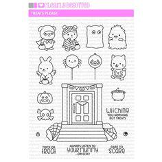 Diy Halloween Toys, Doodles, Simon Says Stamp, Clear Stamps, Doodle Art, Plushies, Elephant, Bullet Journal, Treats