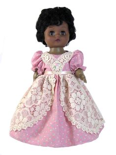 Colonial Dress for Goodfellow Dolls