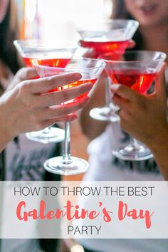 If you're preparing to celebrate Galentine's Day, but are unsure where to start, these tips will help you show the love to your closest gal pals on Feb. 14! thinkelysian.com