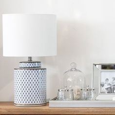 If your looking for a smaller lamp, then you will love the Leila Lamp. At just high including the shade its perfect for a bedside or side table. Bedside Table Styling, Bedside Table Lamps, Table Lamp, Outdoor Table Lamps, Bedside Table Decor, Bedside Lighting, Table Top Lamps, Side Table Styling, Bedroom Bedside Table