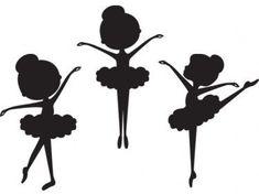 Балерины . - Поделки с детьми | Деткиподелки