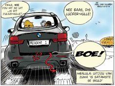 Afrikaans, South Africa, Politics, Van, Comics, Funny, Travel, Viajes, Funny Parenting