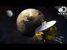Why Did We Send A Probe To Pluto? NASA's New Horizons has almost arrived to Pluto! What do we know about this dwarf planet, and what do we hope to learn from sending a probe to the surface? Read More:New Horizon's Pluto Encounter Is Already Amazing What We Know About Pluto By: DNews.