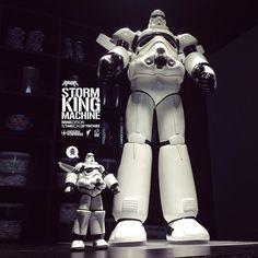 ストーム・キング・マシーン3