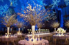 Another lovely wintery center piece!!