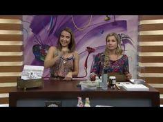 Caixa decorada com Juta e resina estilo Shabby Chic Camila Claro PT1 Mulher com 18 01 2016 - YouTube
