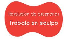 Resolucion de escenarios, trabajo en equipohttp://www.desarrollocolombia.com/