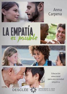 La empatía no es una idea romántica, ni una cualidad de algunos, ni una aportación espiritual de otras culturas, sino una capacidad humana que ha ido cambiando a lo largo de la evolución y que puede seguir haciéndolo. La empatía puede ser desarrollada y la educación tiene un papel fundamental en ello, tanto como el marco en el que se desarrolla.