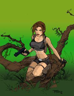 Tomb Raider WIP2 by Plugin848y.deviantart.com on @DeviantArt